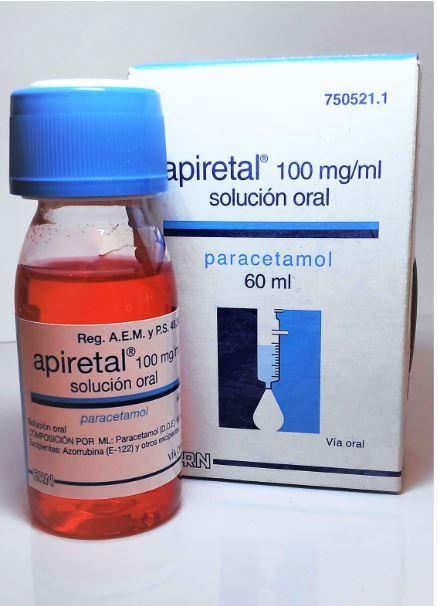 Todo lo que debes saber sobre el Paracetamol Infantil